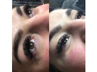 Russian Volume lashes Basildon   Individual lashes
