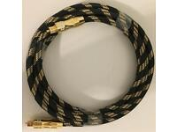High Quality Braided 24K Gold Plated Toslink Optical Cable