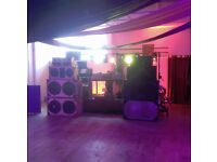 Dust Domes Pro Audio Hire