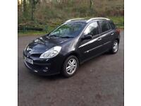 Renault Clio 1.5 Dci dynamic 6 speed!!
