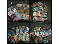 Over 100 dvds for sale. All in working order