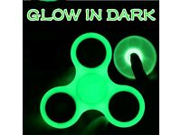 150 Glow in the dark fidget spinners