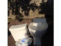 New Toilet - complete.