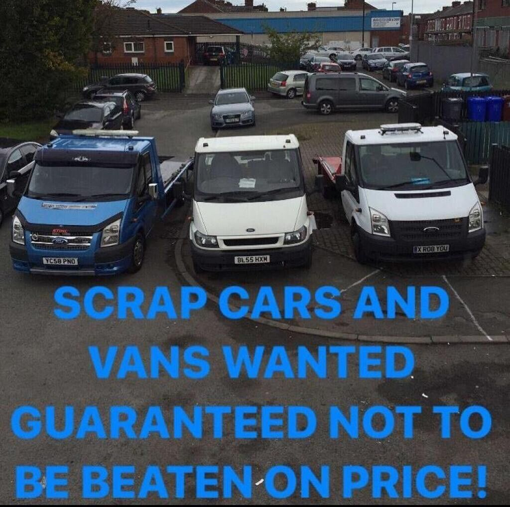 Scrap Your Car For The Best Cash Price Paid Guaranteed