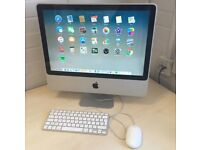 Apple iMac 20 inch 2009 Excellent condition