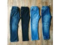NEXT boys jeans bundle, age 8 (7-8 years)