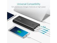 Anker PowerCore+ 26800 Premium Portable Charger High Capacity