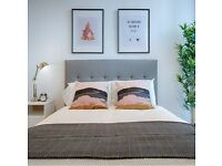 Elegant Double Bedroom In Paragon Grove Surbiton KT5