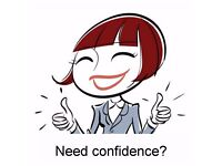 COMMUNICATIONS SKILLS COACH - building confidence and assertiveness for business and private clients