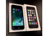 Iphone 5s 16gb Black & Grey Boxed EE/Orange Sim Locked ~