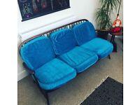 Ercol Vintage Retro Sofa