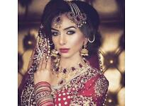 Asian bridal and makeup artist .... Offers a range of packages
