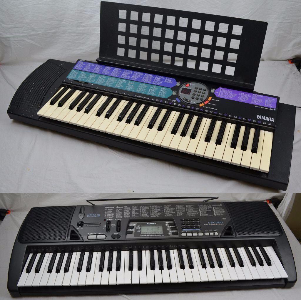 yamaha psr 73 keyboard casio ctk 700 electronic piano keybaords rh gumtree com casio ctk 700 manual español casio ctk 700 manual download