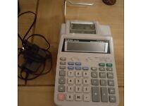 Aurora pr710 electronic calculator