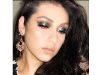 Makeup artist + hairstylist- @sarahmakesfaceclients