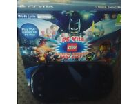 PS Vita (Box included) Immaculate Condition without charger v3.67 - 8GB Memory Card included