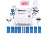Caviation 40K, RF Vacuum Cooling System Slimming Lipo Laser Weight Loss 5in1