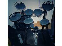 Yamaha electronic Drum Kit DTX 450
