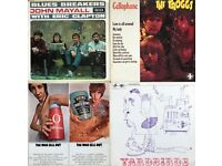LP RECORDS by 60s groups WANTED