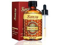 Brand New* Kanzy Argan Oil 100% Pure Organic Oil-120 ml