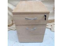 2 Draw wooden cabinet / Storage Draw