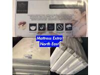 BRAND NEW COOL TOUCH MEMORY FOAM ORTHOPAEDIC MATTRESSES