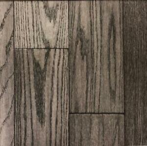 ***** HARDWOOD FLOORING GRAY GREY CANADIAN HARDWOOD FLOORING ENGINEERED HARDWOOD FLOORING CANADA SALE END OF LINE *****