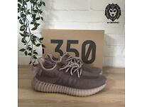 Adidas Yeezy Boost V2 Mono Mist UK Size 9 Trainers ⭐️New & Free Delivery⭐️