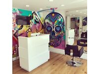 New salon looking for stylists