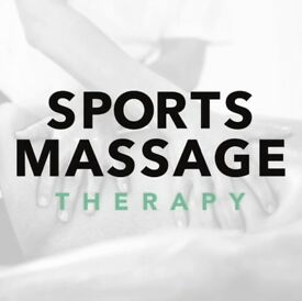 Mobile Sports Massage Therapist