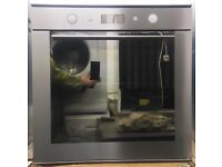 Whirlpool AKZM755IX Fan Assisted Single Electric Oven In Stainless Steel