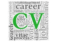 CV Writing from £20; Professional CV Writer - 420+ Great Testimonials - FREE CV Review - Help