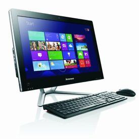 Lenovo C345 20-inch All-in-One Desktop PC