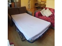 **GREAT QUEEN SIZE SOFA BED TO SELL**