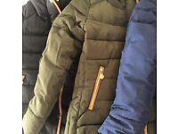 Ladies Puffa Coat