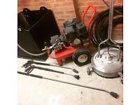 Jet Wash !! Complete kit for business start up