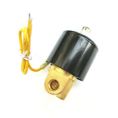 18 Solenoid Valve For 110v 115v 120v Electric Air Water Oils Normal Closed Npt