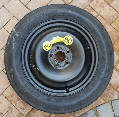 FORD MONDEO KUGA FOCUS S-MAX SPACE SAVER Spare Wheel tyre 125/90 R16 5 X 108 16