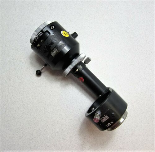 Wild Heerbrugg 1,25x Camera Adapter for Microscope