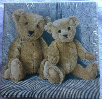 NEW & SEALED SPRINGBOK MINI PUZZLE Beary Best Friends  Made in The (Best Made Jigsaw Puzzles)