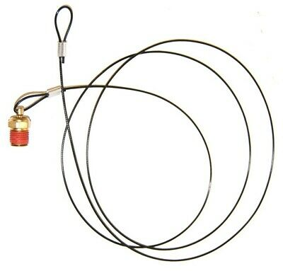 5 Foot Cable Operated Air Compressor Tank Drain Valve 14