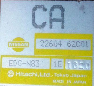 Nissan 23710 Ecu Pinout