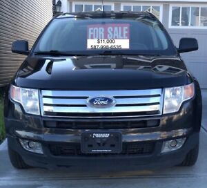 2010 Ford Edge Limited | LEATHER | 160,000km |