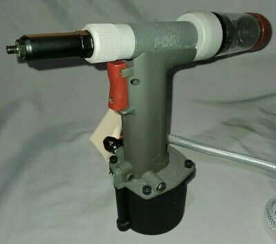 Proset 1600 Mcs Pop Emhart Stanley Engineered Air Riveter Rivet Gun Hydraulic