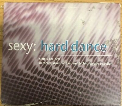 Sexy: Hard Dance (Simply The Best) - Hard Core Drum N Bass Techno Garage 3CD