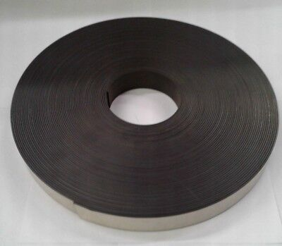Self Adhesive Magnetic Tape Strip 1 x .125 Inch x 50 Foot (-$10 Local Pickup), used for sale  Toronto