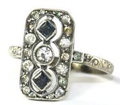 1930 Art Deco Ring