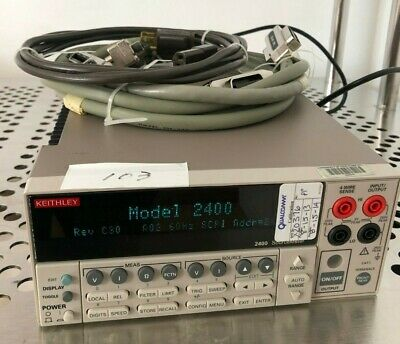 Keithley 2400 Sourcemeter Hp 10833d