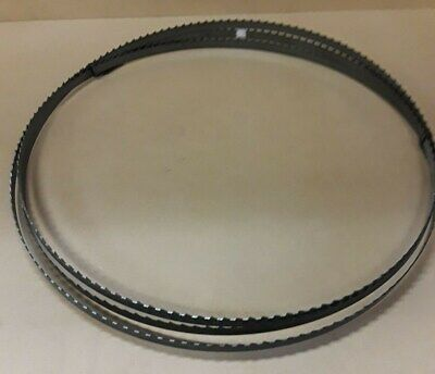 Mk Morse 102 Band Saw Blade 38 X 025 4 Tpi Skip 8 X 6 Bandsaw Meat Cutting