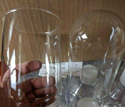 Pyrex Buchner Funnel Blank 350ml 450752 Glass Dome - Cloche